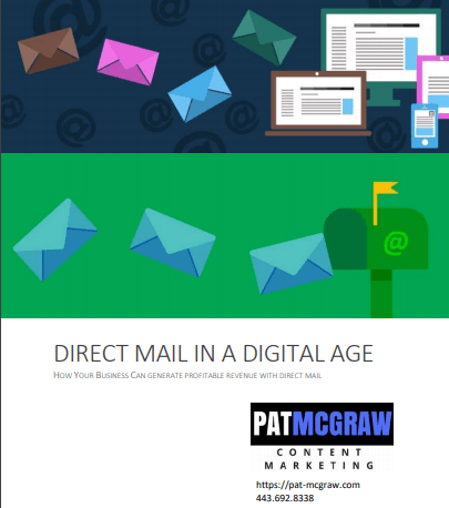 Direct Mail Digital World ebook cover