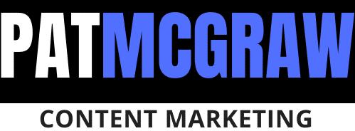 Pat McGraw Content Marketing logo