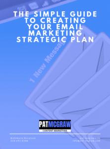 email marketing strategic plan